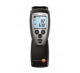 Testo 315-3 - prístroj na meranie CO/CO2  v okolí