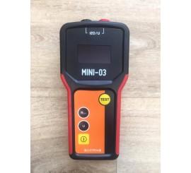 MINI 03 - merač izolačných odporov