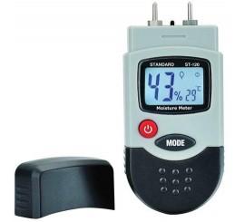 ST120 merač vlhkosti dreva a stavebných materiálov