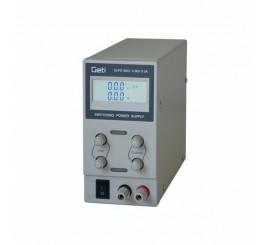 Zdroj laboratórny Geti GLPS 3003  0-30V/ 0-3A