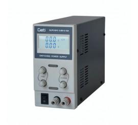 Zdroj laboratórny Geti GLPS 3010  0-30V/ 0-10A