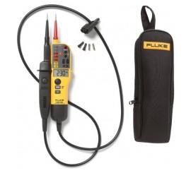 FLUKE T150/VDE/C150 - SKÚŠAČKA NAPÄTIA A PREPOJENIA S LED A LCD