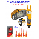 Fluke 1664 FC SCH + Fluke T6-1000 + SW DMS - AKČNÝ SET !