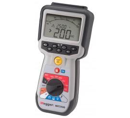 MIT 2500 - merač izolačných odporov