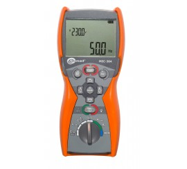 MZC-304 – merač impedancie slučky