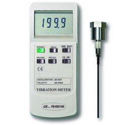 VB 8201HA - merač vibrácií