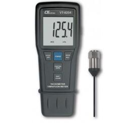 VT 8204  merač vibrácii