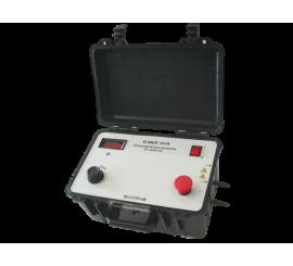 ELMER 01R - vysokonapäťový tester elektrickej pevnosti