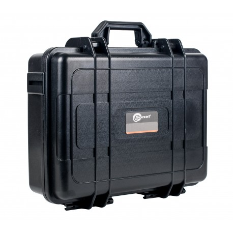 XL3 - robustný plastový kufor
