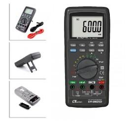DM 9962 SD - multimeter s RLC a záznamom