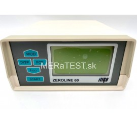 Zeroline 60 - merač impedancie slučky