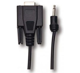 UPCB 01 - kábel RS232 pre prístroje Lutron