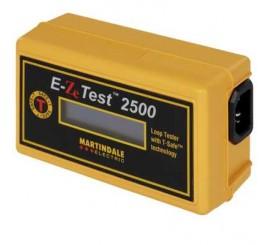 EZ 2500 - merač impedancie slučky