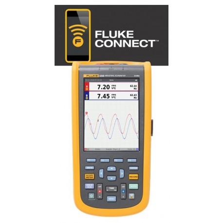 FLUKE 125B/EU/S - prenosný osciloskop (40 MHz) a multimeter