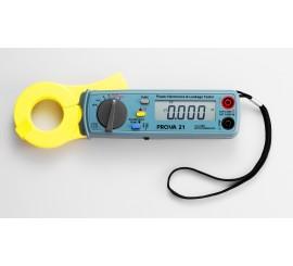 PROVA 21 - kliešťový wattmeter