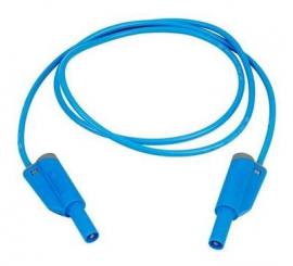 2610-100-6,  merací vodič modrý