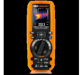 MERCURY - multimeter s termokamerou + flexi kliešte F3000U - ZADARMO !