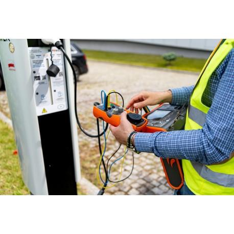 EVSE-01 - adaptér na testovanie nabíjacích staníc vozidiel