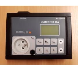 UNITESTER 06A - tester elek. spotrebičov a elek. náradia