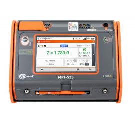 MPI-535 - multifunkčný revízny prístroj
