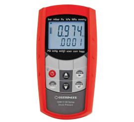 GMH 5130 - vodotesný digitálny tlakomer (bez snímača)