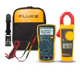 Fluke 117 / 323 KIT - výhodná sada prístrojov pre elektrikárov
