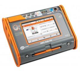 MPI-540-PV – multifunkčný revízny prístroj + 3F analyzátor siete + tester fotovoltických systémov, 3v1