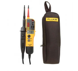 FLUKE T150 + puzdro C150 - skúšačka napätia a prepojenia s LED a LCD